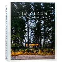 JIM OLSON BUILDING NATURE ART建筑大师吉姆・奥尔森作品 度假别墅建筑与室