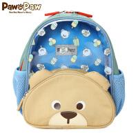 【3件2折 到手价:80】Pawinpaw小熊童装新款男女宝宝透明双肩背包婴幼儿防走失包包