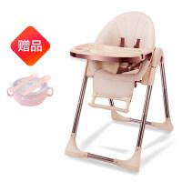 宝宝餐椅多功能儿童餐椅可折叠婴儿座椅便携式小孩学坐吃饭餐桌椅