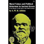【预订】Moral Values and Political Behaviour in Ancient