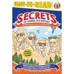 【中商原版】美国历史秘密 英文原版 Secrets of American History Ready-to-Read
