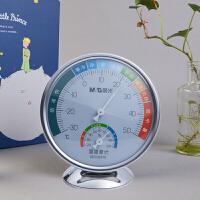 晨光(M&G)经典室内壁挂式温湿度计盘式温度计湿度计