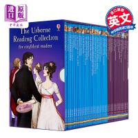 【中商原版】尤斯伯恩自信阅读系列(40册)Usborne Confident Readers 儿童文学 套装书 章节书