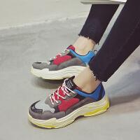 西瑞运动鞋女时尚情侣休闲女鞋学生跑步鞋男透气网布鞋男鞋ZCH071