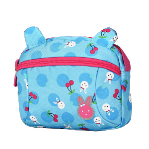 [3件3折 3折价:19.95]卡拉羊儿童书包幼儿园女3-6岁幼儿小书包宝宝背包1-3岁减负单肩包C7002