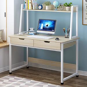 亿家达电脑桌台式桌家用桌子简约经济型学生卧室书桌简易办公学习写字桌