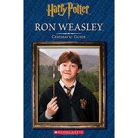 Ron Weasley: Cinematic Guide (Harry Potter) 罗恩韦斯莱:电影指南【英文原版儿童书 哈利波特人物影集:罗恩】