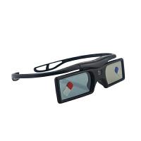 主动快门式3d眼镜兼容索尼三星电视爱普生蓝牙投影仪