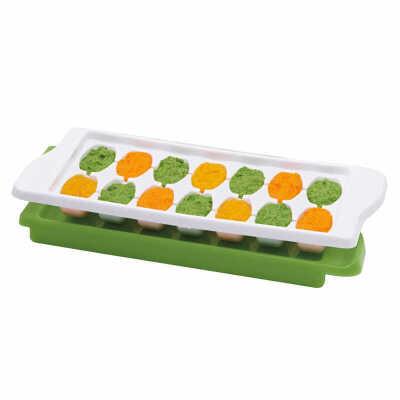 宝宝辅食盒 食物冷冻分量储存盒 婴儿辅食冰格