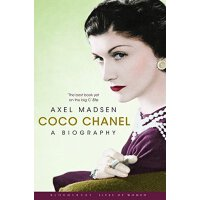 可可香奈��饔�【�F�】英文原版 Coco Chanel: A Biography (Bloomsbury Lives