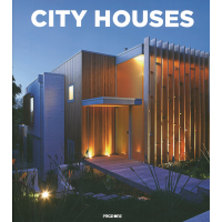 CITY HOUSES 城市住宅 室内外居住空间装修装饰设计书