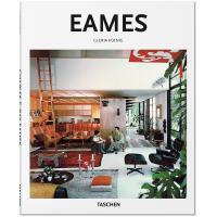 埃姆斯夫妇作品集【Basic Art 2.0】EAMES现代完美主义设计师 绘画画册 油画画册 水彩画 艺术绘画画册