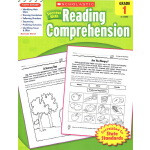 【满99减30】【一年级阅读】学乐成功系列 Scholastic Success with Reading Compr