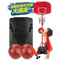 儿童篮球架可升降室内2-5-10岁小孩落地式宝宝玩具男孩投篮蓝球框