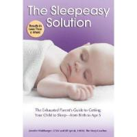【预订】The Sleepeasy Solution: The Exhausted Parent's Guide