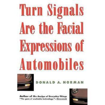 【预订】Turn Signals Facial Express PB 美国库房发货,通常付款后3-5周到货!
