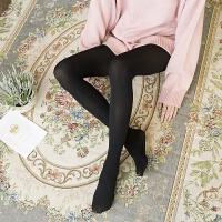 【内衣优选】120D白色丝袜连裤袜女防勾丝天鹅绒肉色春秋季打底袜舞蹈袜薄日系同款 均码