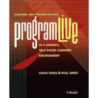 【预订】Programlive Workbook and CD [With CDROM]