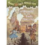 【预订】Magic Tree House #24: Earthquake in the Early