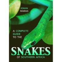【预订】A Complete Guide to the Snakes of Southern Africa