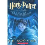 Harry Potter And The Order of The Phoenix 哈利波特与凤凰社 (美国版,平装) ISBN 9780439358071