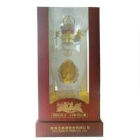 五粮液 368元/瓶 52度天贝春磨砂精品 500ML 浓香型