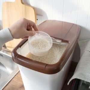 幽咸家居家用米桶 储米箱 杂物收纳箱 厨房收纳箱