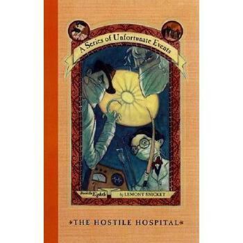 【预订】The Hostile Hospital 美国库房发货,通常付款后3-5周到货!
