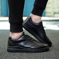 板鞋男休闲鞋男鞋商务皮鞋夏季帆布鞋透气小白鞋子男韩版潮流学生跑步鞋户外运动鞋YJ-8302