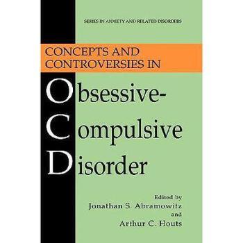 【预订】Concepts and Controversies in Obsessive-Compulsive 美国库房发货,通常付款后3-5周到货!