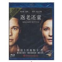 正版蓝光碟返老还童凯特・布兰切特1080P高清蓝光dvd电影碟片