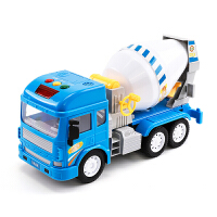 儿童玩具罐车水泥搅拌车大号宝宝男孩小汽车混凝土带音乐2-3-6岁