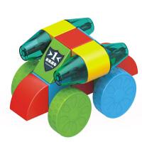 磁力构建片积木百变磁性超大颗粒积木磁铁拼装益智儿童玩具
