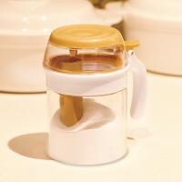 调料瓶不锈钢勺子盐瓶调味罐调料盒盐罐调味厨房用品