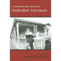 【预订】Contemporary Issues in Australian Literature Y978071465
