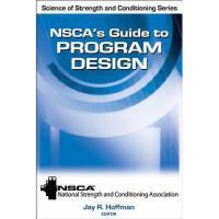 【预订】Nsca's Guide to Program Design