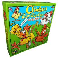 儿童游戏亲子玩具 拔毛运动会桌游卡牌全套扩展小鸡拔鸡毛