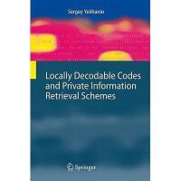 【预订】Locally Decodable Codes and Private Information