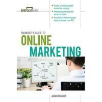 【预订】Manager's Guide to Online Marketing