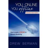 【预订】You Online You Offline: How to Make a Fortune in