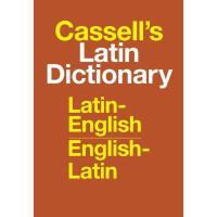 【预订】Cassell's Latin Dictionary: Latin-English