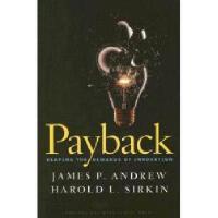 【预订】Payback: Reaping the Rewards of Innovation