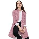 【网易严选 1件3折】女式长绒棉绒感外套式衬衫