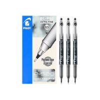 百乐中性笔水笔日本进口BL-P50办公学生0.512支/盒