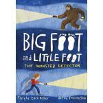 【预订】The Monster Detector (Big Foot and Little Foot #2)
