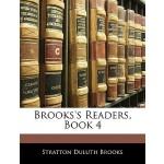 【预订】Brooks's Readers, Book 4
