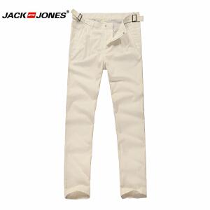 JACK&JONES杰克琼斯商务休闲裤-31-3-1-213214002021
