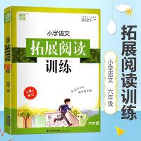 通城学典小学语文拓展阅读训练6六年级(第4次修订)