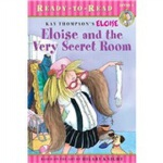 Eloise and the Very Secret Room (Ready-To-Read, Level 1) 小艾