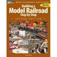 【预订】Building a Model Railroad Step by Step, 2nd Edition